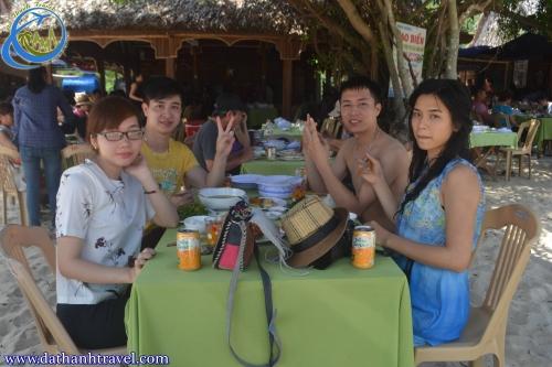 Tour ghép Cù Lao Chàm đi về trong ngày