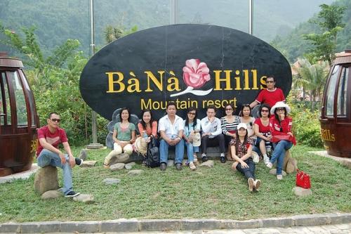 TOUR BÀ NÀ HILLS